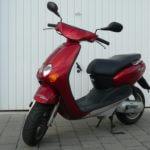 Führerscheinklasse AM - Roller